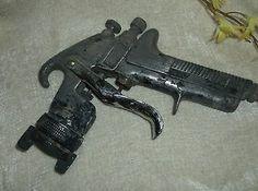 $3.96 Vintage Paint Spray Gun Autobody Repair Car truck detail