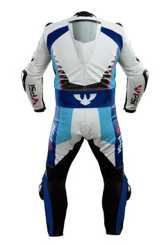 PSí Men's leather suit - RACING ASTAROTH PSí Racing suit created by italian designer Marco Malangone