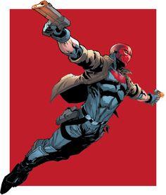 DC Comics: Photo of Jason Todd aka The Red Hood