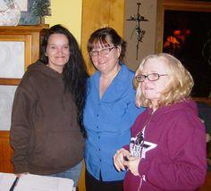 5/13/13 L2R Coni Dubois, Rona Sullivan & Polly Goodwin (Photo taken by Terry Allen)