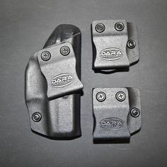Glock 36 Holster and Mag Carriers