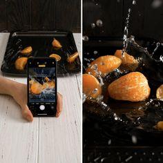 Photography Tips Iphone, Photography Basics, Photography Lessons, Photography Editing, Photography Tutorials, Food Photography, Amazing Photography, Photography Reflector, Food Photography Tips