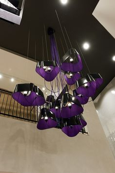 Lustre 10 Grands Nuages for Mexx Amsterdam