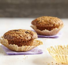 Carrot and Raisin Muffins  #Vitamix Use code 06-006499 for free shipping at Vitamix.com