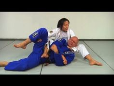 The Bow and Arrow Choke with Killer Gripping Details