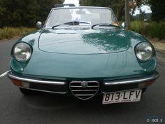 1978 Alfa Romeo Spider 2000 Veloce