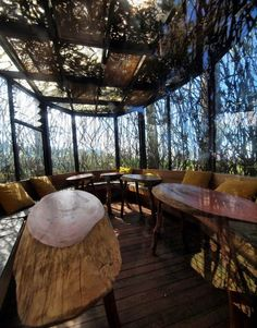 Dusun-Bambu-Lutung-Kasarung-interior  BANDUNG, Indonesia