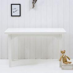Rechteckiger Kindertisch von Oliver Furniture