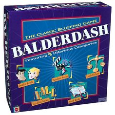 Balderdash -- SUCH a fun game!!