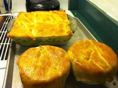 Chicken Pot Pie with crescent rolls Recipe by BIGSCRAPKITTY via @SparkPeople