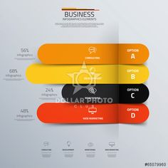 https://www.dollarphotoclub.com/stock-photo/Business concept infographic template/65079960 Dollar Photo Club millions of stock images for $1 each