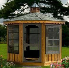 Help me choose a kit for octagonal greenhouse - Greenhouses & Garden Structures Forum - GardenWeb