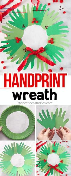 Christmas Crafts for Kids to Make - 26 DIY Easy Decorations for Children. Are you looking for some fun and easy Christmas crafts for kids to make at home or in school? Save collection of DIY decorations to make with your children! Christmas Crafts For Kids To Make, Dollar Store Christmas, Christmas Tree Crafts, Spring Crafts For Kids, Preschool Christmas, Handmade Christmas Gifts, Simple Christmas, Kids Christmas, Christmas Decorations