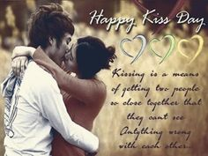 Happy Kiss Day 2020 Wishes -Top Romantic Kiss day wishes Happy Kiss Day Quotes, Happy Kiss Day Wishes, Kiss Day Messages, Happy Hug Day, Happy Valentines Day Pictures, Valentine Day Love, Love Kiss Images, Wife Jokes, Kissing Quotes