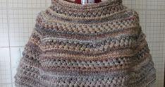 "COPRISPALLE "" CALLAS "".....  DALLA PRATICA ALLA TE... Designer Knitting Patterns, Knitting Designs, Knitting Projects, Knitted Poncho, Knitted Hats, Needlework, Crochet Top, Pattern Design, My Style"