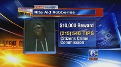 http://atvnetworks.com/ Police are asking for the public's help in finding a man they say is behind a trio of robberies in West Philadelphia.