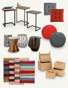 Mix match World Market, Mix Match, Rugs, Table, Furniture, Home Decor, Farmhouse Rugs, Decoration Home, Room Decor