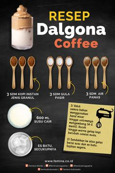 Coffee Drink Recipes, Coffee Drinks, Yummy Drinks, Healthy Drinks, Yummy Food, Mie Goreng, Easy Cooking, Cooking Recipes, Coffee Latte Art