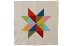 Bunch and Rosa combine traditional techniques with modern design to create quilts for little ones that are sure to become keepsakes. Each quilt top is cut, pieced, assembled and then densely quilted by machine. The quilting and the hand-sewn binding ensures that the quilt is securely bound and will withstand regular everyday use.