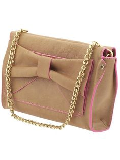 Piperlime | Bow Clutch