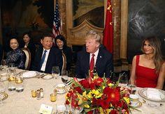 Tổng thống Trump không đãi Chủ tịch Tập hamburger như tuyên bố - tin the gioi