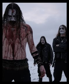 Marduk! Swedish black metal, bless em'. Pretty heavy, great but not for someone who only listens to glam metal. Favorite song: Frontschwein https://www.youtube.com/watch?v=0yPOqlrCl1I