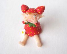 fée #fraise de Féephanie sur DaWanda.com