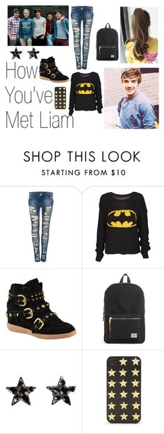 """""""- How You've Met Liam - for quotev"""" by vera1dfan ❤ liked on Polyvore featuring Pull&Bear, ALDO, Payne, Herschel Supply Co., Emanuele Bicocchi and With Love From CA"""