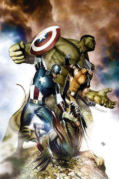 Avengers #3 Variant