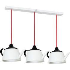 Zdjęcie: Już niebawem takie lampy w kawiarence naszego projektu.