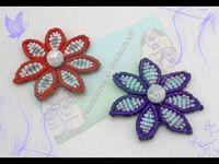 En este vídeo os enseño como hacer una flor de macramé. Vísita mi blog: http://churrasymerinasmanualidades.blogspot.com.es/ Mi Facebook: http://www.facebook....