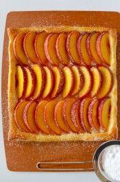 5-Ingredient Peach Tart Recipe