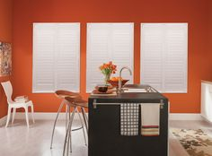 Shop Bali DIY Composite Shutter Shutters at TheHomeDepot. Indoor Shutters, Cedar Shutters, White Shutters, Custom Shutters, Interior Shutters, Springs Window Fashions, Bali Blinds, Shades Blinds, House Front
