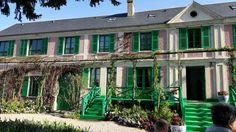 Haus von Claude Monet