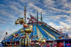 Infos disney 2015 : Réhabilitation du space mountain pour les 25 ans du parc disneyland paris http://lovedisney.wix.com/lovedisney