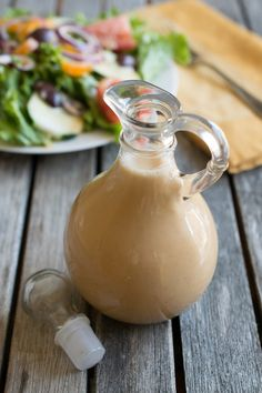 French Dressing - This easy salad dressing recipe tastes so much better than the store-bought kind!