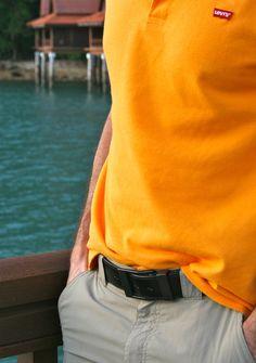#KASPARI 5.45 #carbonfibre # leather #belt #menfashion