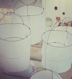 Lamps - Interior Sukha-Amsterdam