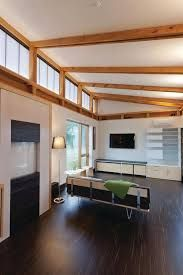 The Fancy Clearstory Windows Ideas with Best 25 Clerestory Windows Ideas On Home Decor House Roof Flat 9270 above is one of pictures of home decorating and Roof Beam, Roof Trusses, Roof Truss Design, Butterfly Roof, Exposed Rafters, Clerestory Windows, Roof Lines, Roof Architecture, Flat Roof