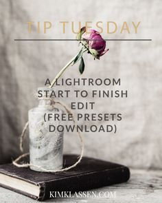 A Start to Finish Lightroom Edit