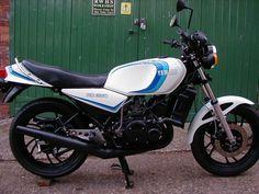 1980 RD350LC Classic Bikes, Classic Cars, Yamaha Motorbikes, Japanese Motorcycle, Fire Dragon, Personal Taste, Love Car, Super Bikes, Vintage Bikes