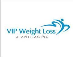 Custom logo design by logo design pros for VIP Weight loss.