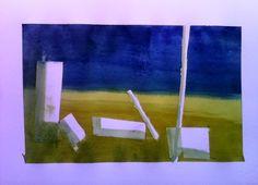 Uncertain Landscape n°2