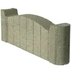 Pavestone 16 in. Buff Portico Concrete Edger-93204 at The Home Depot