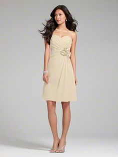 champagne dress alfred angelo style 7180s