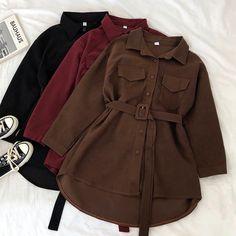 Teen Fashion Outfits, Kpop Fashion, Women's Fashion Dresses, Girl Fashion, Girl Outfits, Jugend Mode Outfits, Fancy Dress Design, Mode Kpop, Teenager Outfits
