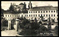 Eger, Érseki palota   Képcsarnok   Hungaricana