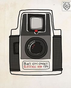 Bell & Howell Camera Collector Series Beautifully by vol25 on Etsy Jessica Rose