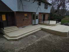 Image result for L shaped patio decking