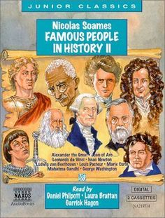 Famous People in History II (v. 2) Abridged edition « Library User Group
